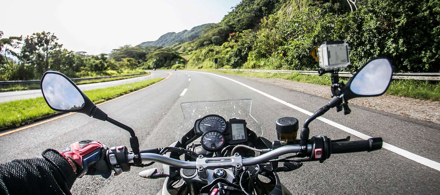 motorcycle riding in puerto rico